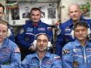 4 Radioamatører ombord på ISS