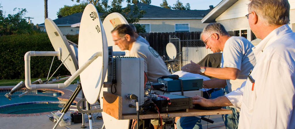 San Diego Microwave group